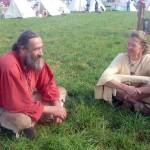 Trapper und Anne-Kathrin